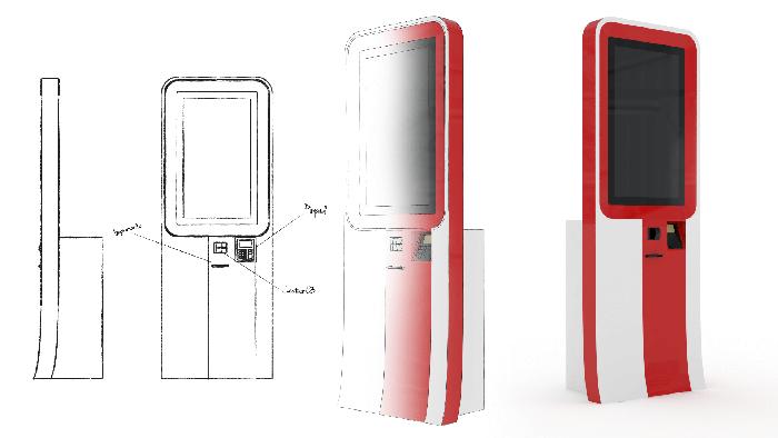 Borne design